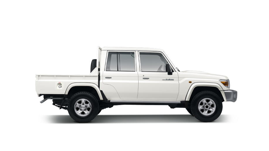 The Toyota Land Cruiser 79