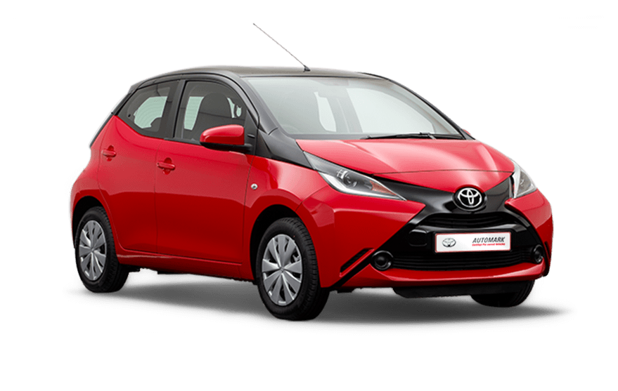 The Automark Promise Aygo