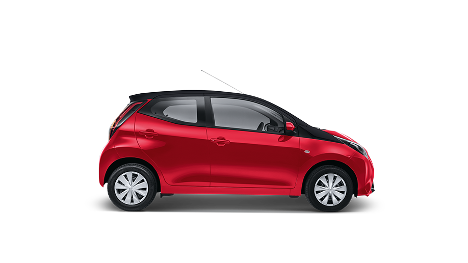 The Aygo X-Play Model