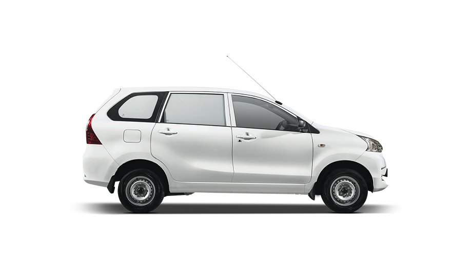 The Avanza Commercial 1.3 PV S Model