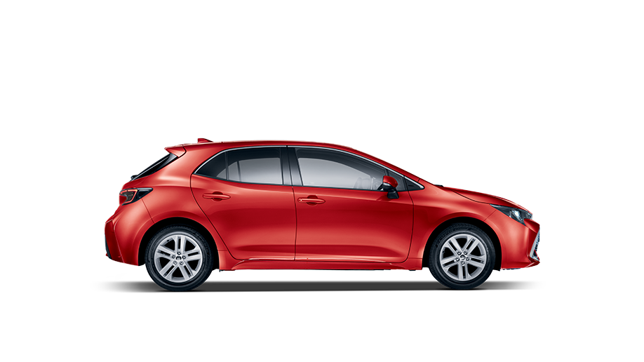 The Corolla Hatch 1.2T XS CVT Bi-T Model