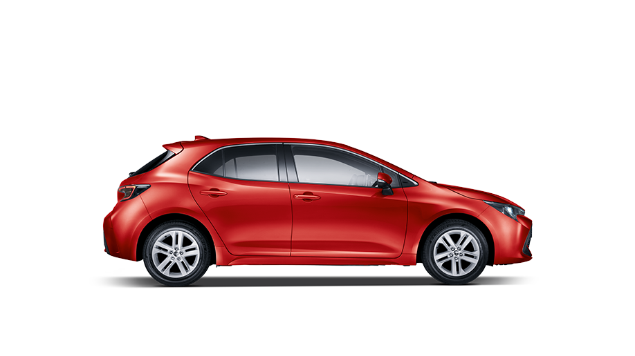 The Corolla Hatch 1.2T XS CVT Model