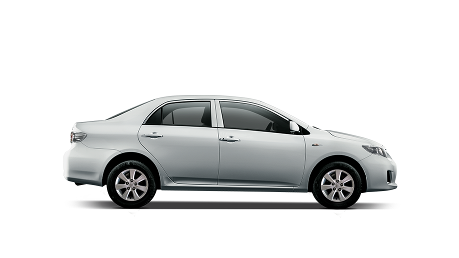 The Corolla Quest 1.6 Plus Model