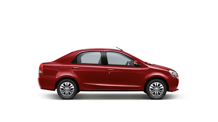 The Etios 1.5 Xi SD Model