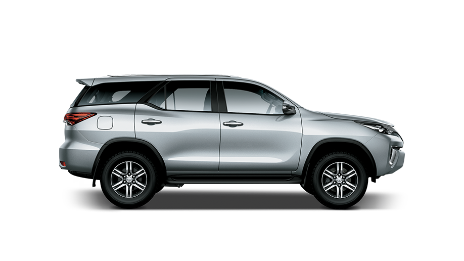 The Fortuner 2.4 GD6 4X4 AT