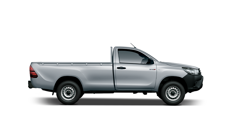The Hilux SC 2.4GD6 RB SR MT