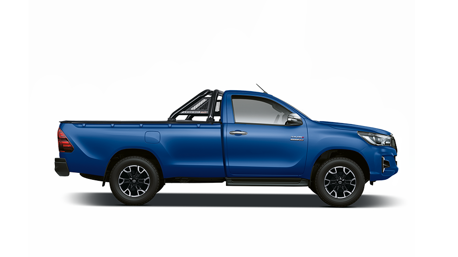 The Hilux SC 2.8GD6 4X4 L50 AT
