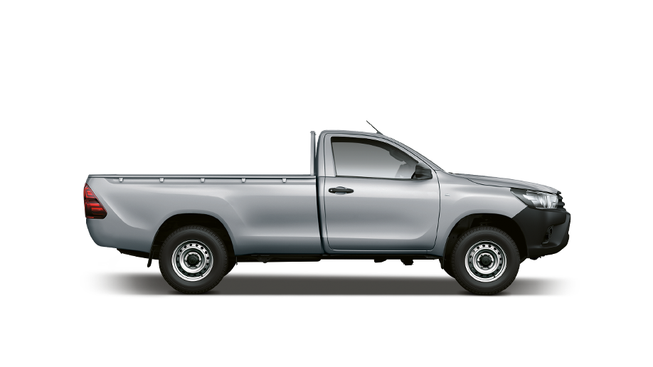 The Hilux SC 2.4GD S 5MT