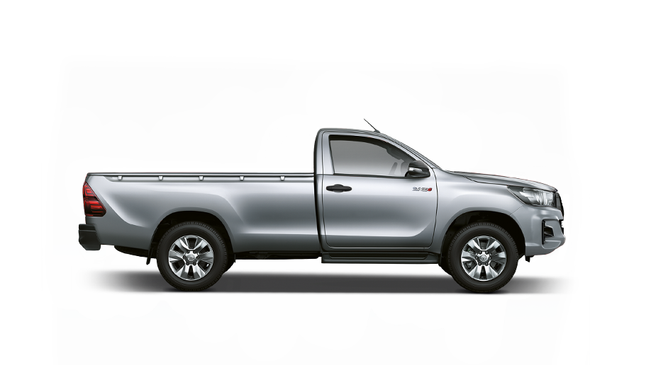 The Hilux SC 2.4GD6 4X4 SRX MT