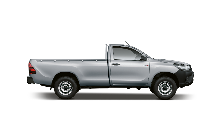 The Hilux SC 2.4GD6 4X4 SR MT