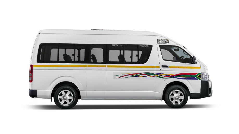 The Hiace Ses'fikile 2.5D 16s